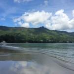 Пляж Бо Валлон, Маэ, Сейшелы