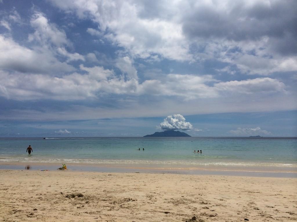 Вид на Остров Силуэт