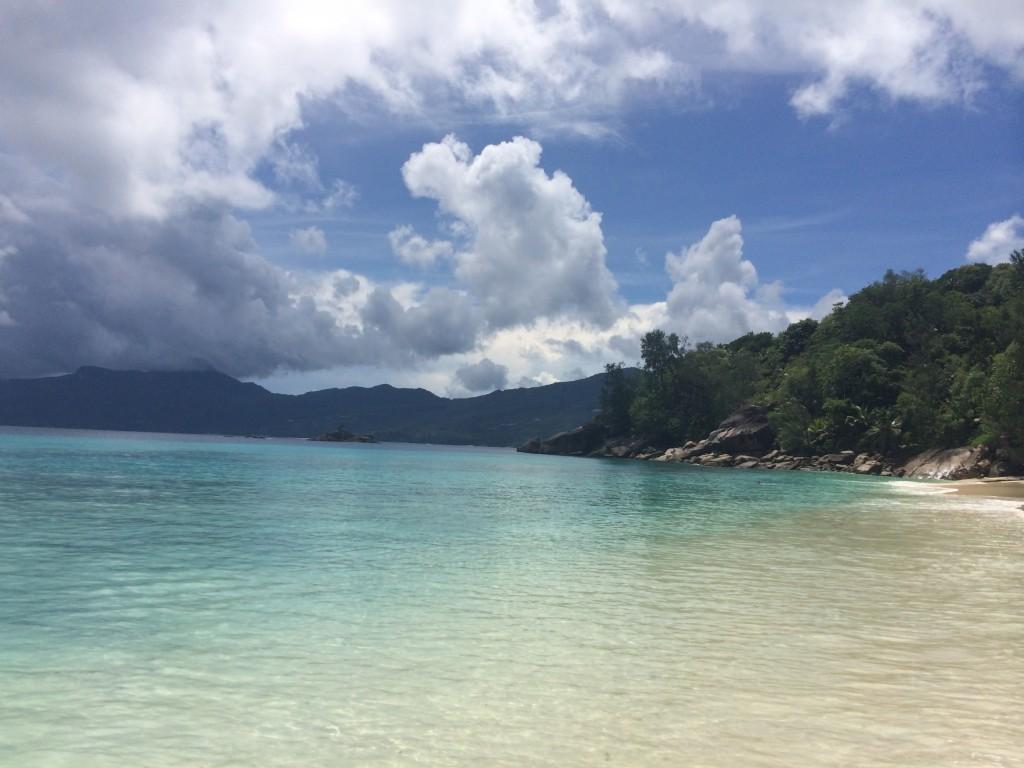 Пляжи Острова Маэ Сейшелы