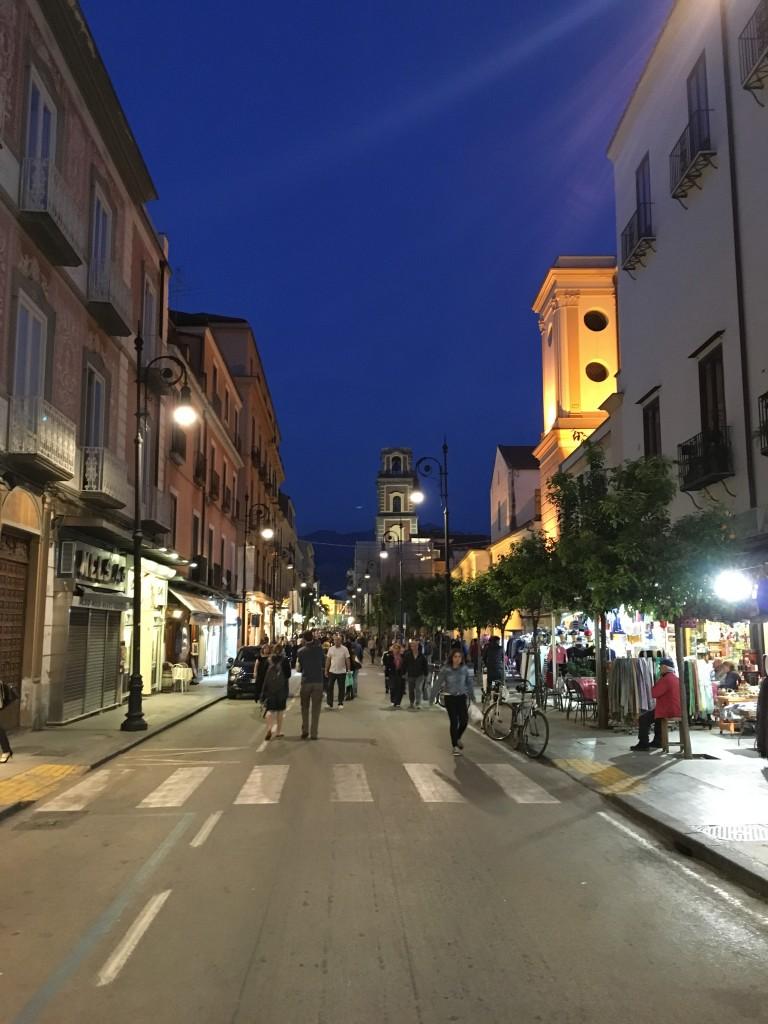 Улицы Сорренто