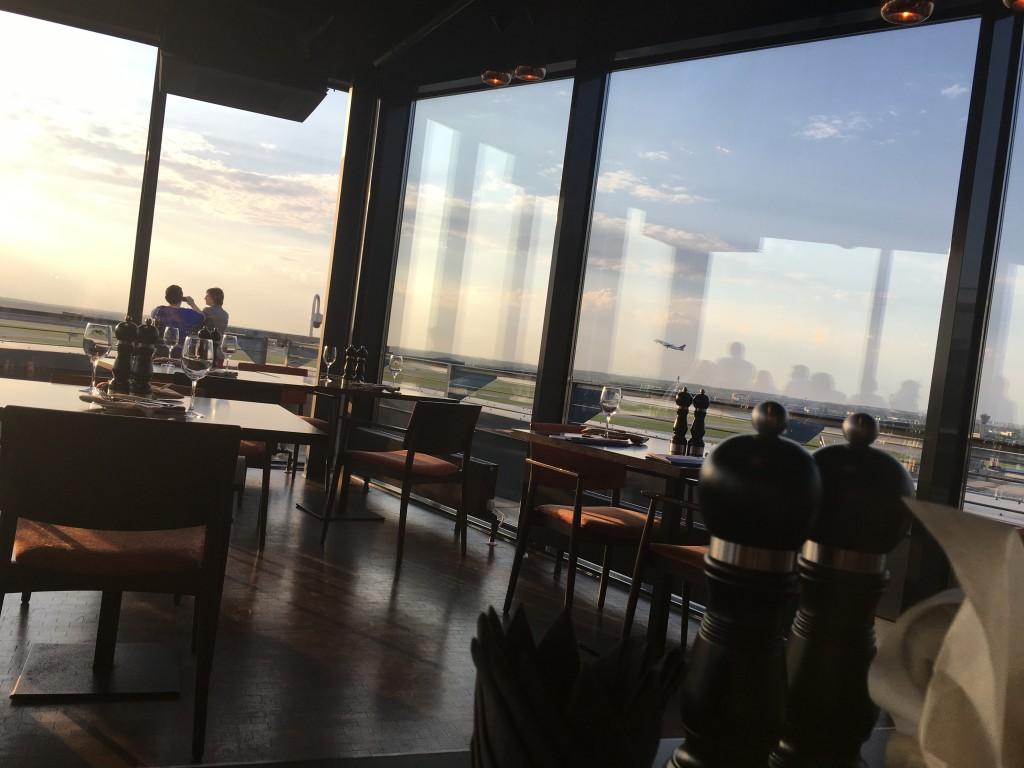 Ресторан в отеле Radisson Blu Шереметьево Аэропорт