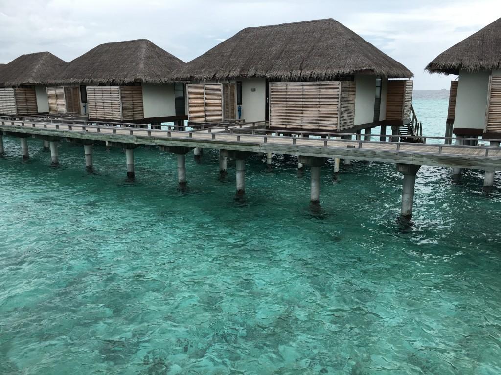 Water Villas в отеле Velassaru Maldives
