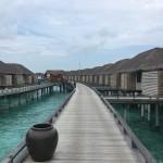 Мальдивы: домики на воде (water villas) – хорошо или нет?