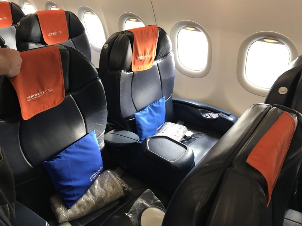 Кресла бизнес-класса