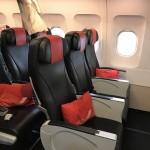 Бизнес класс Air France A319 – Отзыв