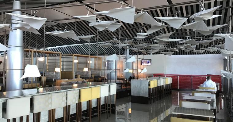Бизнес зал в аэропорту Порт-Луи
