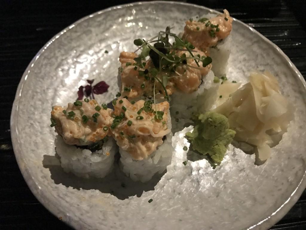 Суши — 66 дирхам