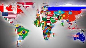 Тест: Найдите страны на карте
