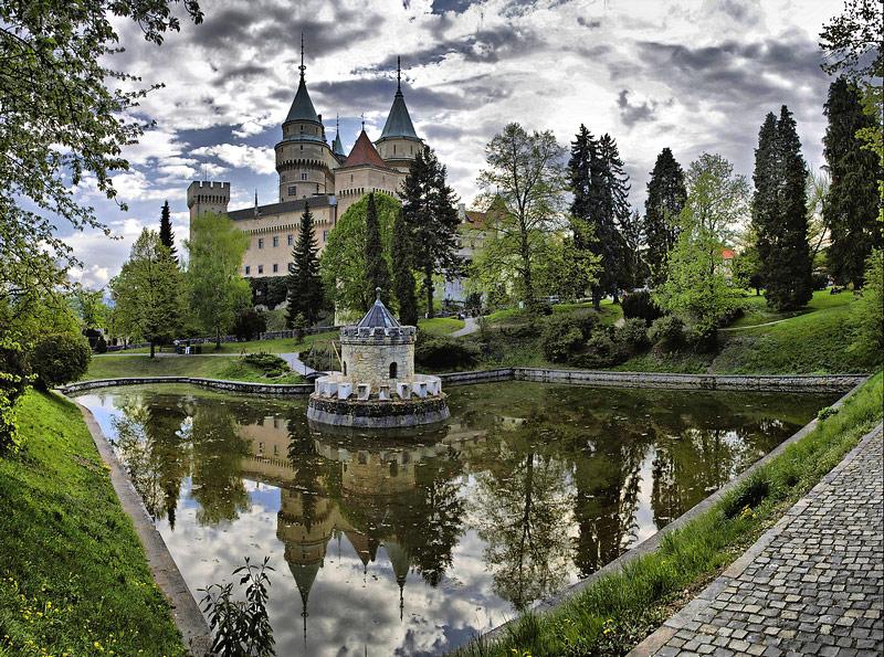 Словакия - страна средневековых замков