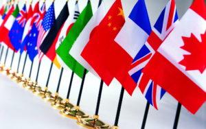 Тест: Назовите флаги стран