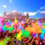 Тест: Эти фестивали где проходят?