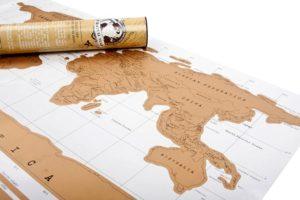 Тест: Определите страны на карте