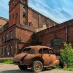 Топ-10 заброшенных объектов на территории России