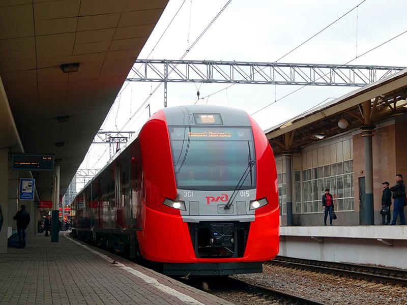 РЖД запустили ночной поезд из Москвы в Москву