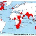 Англия – великая британская империя