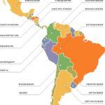 Центральная америка – карта, достопримечательности, ресурсы, климат центральной америки
