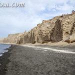 Черные пляжи санторини: какой из них подойдет именно вам