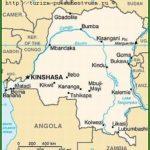 Демократическая республика конго – флаг страны, карта, климат, туризм и отдых в др конго
