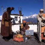 Дхарапа и дхьяна – туризм