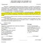 Дополнительное соглашение о переводе на другую должность. образец, бланк 2018