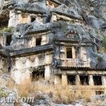 Древний город демре мира в турции: уникальные фото без туристов!