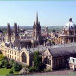 Фото Оксфорда — интересные места и достопримечательности