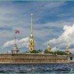 Фото Петропавловской Крепости — интересные места и достопримечательности