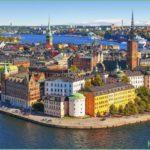 Фото Швеции — интересные места и достопримечательности