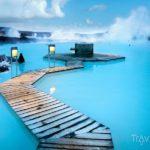Геотермальный курорт голубая лагуна – исландия