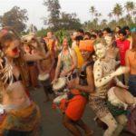 Хиппи в индии – туризм