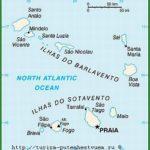 Кабо-верде – карта, климат, флаг, достопримечательности островов зелёного мыса