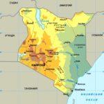 Кения – климат