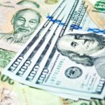 Курс вьетнамского донга к доллару на сегодня в банках вьетнама: нячанг, далат, ханой и хошимин