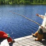 Лето в лапландии – летний отдых рыбалка и животный мир лапландии