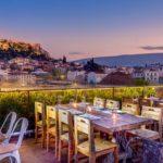 Лучшие отели афин: в центре города, у моря и с видом на акрополь