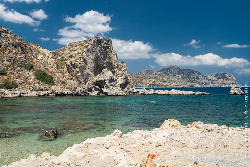 пляжи родоса фото туристов помещение