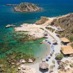 Лучшие пляжи родоса: полный обзор + фото. пляжи острова родос на карте