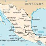 Мексика – карта, флаг, факты и достопримечательности