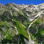 Национальный парк алания – путешествие по осетии