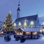 Новый год в латвии – поездка в вильнюс на новогодние праздники