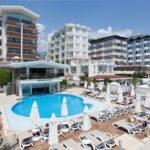Отель xperia saray beach 4* в алании: все включено и все круто!