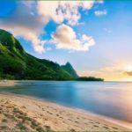 Поездка на остров кауаи гавайского архипелага в октябре на серфинг