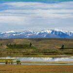 Путешествие на южно-чуйский хребет в алтайском крае