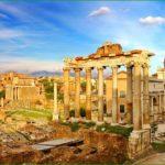 Путешествие по древнему риму – отпуск в начале лета в риме