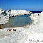 Путеводитель по острову милос (греция): пляжи, отели, погода и многое другое