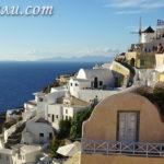 Путеводитель по острову санторини: пляжи, отели, погода и многое другое