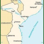 Республика мозамбик – карта климат флаг развлечения мозамбика