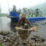 Рыбалка на подкаменной тунгуске – цена и организация рыбалки