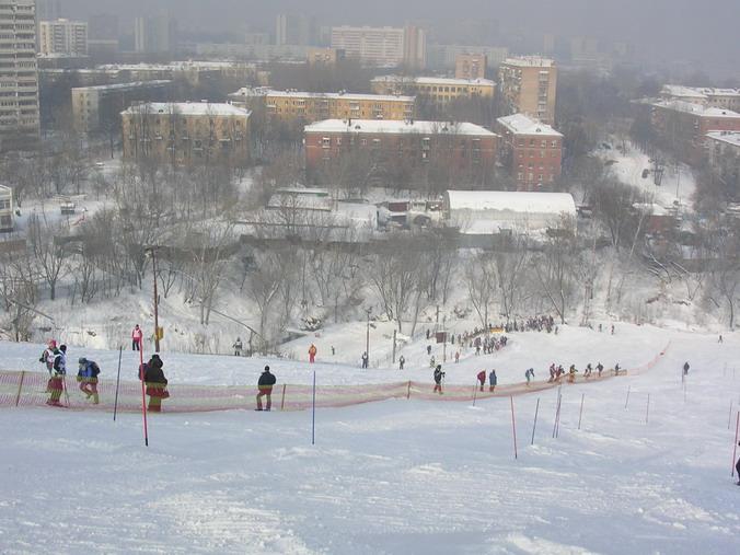 горнолыжный клуб кант москва