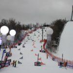 Спортивный комплекс воробьёвы горы- горнолыжный курорт в москве